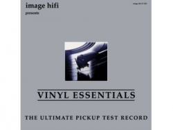 : Vinyl Essentials - The Ultimate Pickup Test Record