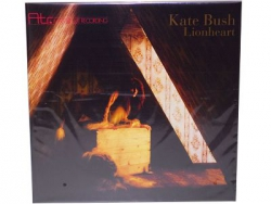 Atr Mastercut Recording Kate Bush: Lionheart (LP)