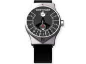 HELIOSWATCH Sundial Wrist Watch - Display of True Solar Time