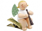 Wendt & K�hn Angel with English Horn on Clip