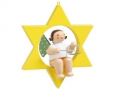 Wendt & K�hn Angel with Triangle in Star