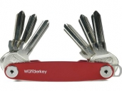 Wunderkey Classic - Red Key Organizer