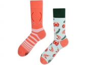 Many Mornings Mismatched Socken Frutti di Mare 39-42