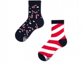 Many Mornings Mismatched Socken Sweet X-Mas Kids 23-26