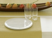 Basketweave Placemat Rectangular 48x36 cm - Fresh Colours