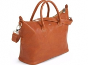 Sonnenleder MAILAND Leather Bag (3 Colours)