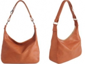 Sonnenleder VALENCIA Leather Shoulder Bag (3 Colours)