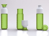 Dopper Original Apple Green - The Durable Tap Water Bottle